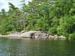 Megunticook Lake is 1300 acres in size and offers great swimming, fishing, boating and scenery