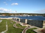 Views from Fort Knox and Accross the River, Bucksport. A Great Maine Village About 6 Miles Away from Compass Rose