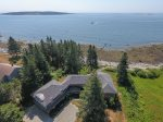 Aerial of Candys Cove Cottage