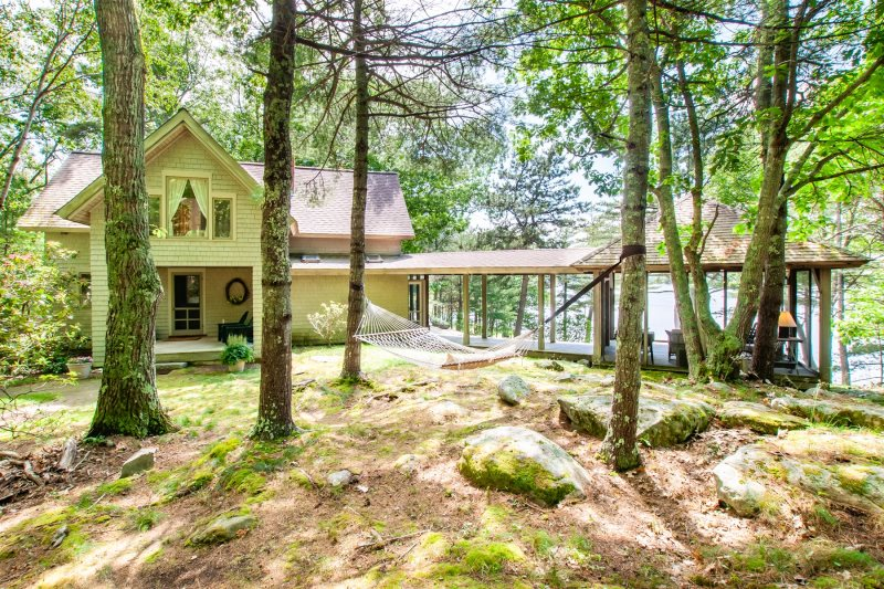 newengland cottage of cottages private island off unitedstatesofamerica coast the camden rental maine