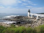 Marshall Point Lighthouse is open to the public - just two miles away