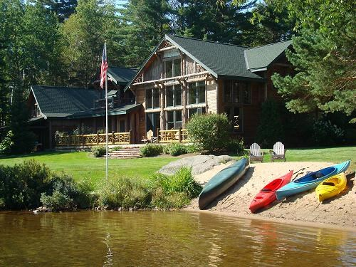 Engel Amp Volkers Lake Placid Camp Wildlife On Mirror Lake