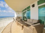 Beachfront Deck