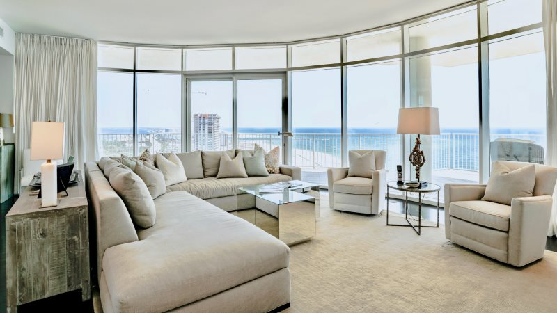 Turquoise Place C1801 - Orange Beach, AL - Alabama Getaway Vacation ...