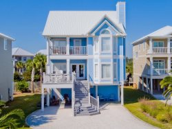 Orange Beach Home with Beautiful Views, Completely Remodeled, Large Decks, Pool, Beach, Tennis, 7 Bedrooms!