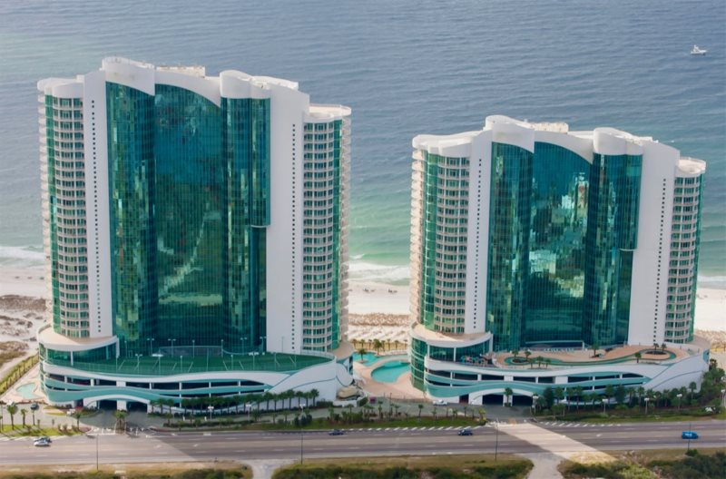 Turquoise place orange beach al 4 bedroom 4 bedroom condos in orange beach al