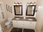 Master Suite Bath - Double Vanity