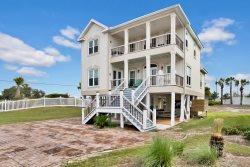 Orange Beach home steps to the beach! Large decks, spacious floor plan, upgraded interior!