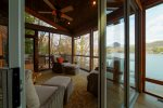 Screen Porch with Amazing Views