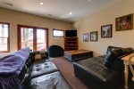 Lower Level Family Room/Common Area/Kitchenette