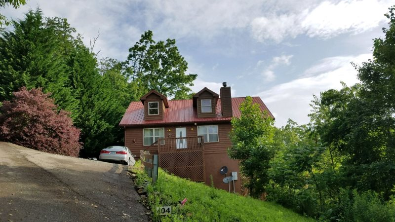 Helen Ga Cabin Rentals Owls Nest Secluded 1 Bedroom Cabin L Mountain Views