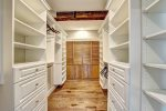 Main Level Master Closet