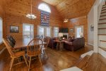 Rest and Be Thankful - Modern & rustic family retreat with hot tub minutes away from downtown Helen