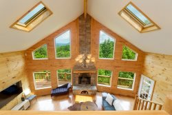 Sautee Sunrise - Tranquil mountain retreat with uninterrupted views of the Sautee Valley