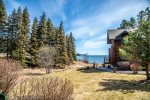 Best of all, your just a few short yards away from the Lake Superior Shoreline.