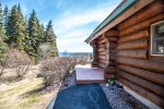 Enjoy peek-a-boo views of Lake Superior from the front deck, or take a short walk to the shared cobblestone beach.