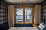 Enjoy beautiful Lake Superior views from the bedroom.