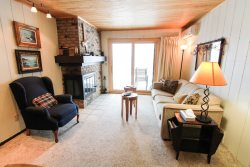 Come home to bright and classic Chateau LeVeaux Condo #5 after a day of exploring the beautiful North Shore of Lake Superior.