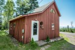 This property is private and close to the biking trail and Lake Superior Hiking Trail.