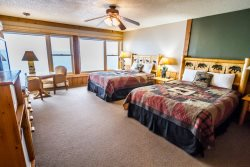 Chateau LeVeaux Suite #302 is the ideal place to rest after a day of skiing, hiking, biking, and exploring Lake Superior's North Shore.