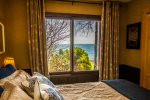 You can also view Lake Superior from the bedroom window- a great view to wake up to in the morning.