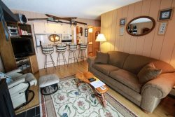 Enjoy a weekend away on Lake Superior in Chateau LeVeaux Condo #10, located in the Chateau LeVeaux Resort  in Tofte, MN.