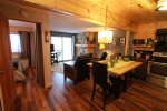 Fully remodeled from top to bottom, this unit is open and welcoming