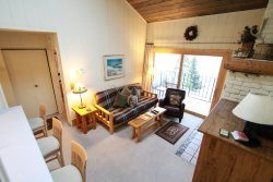 Enjoy sweeping views of Lake Superior in Chateau LeVeaux Condo #20, located in the Chateau LeVeaux Resort just steps away from hiking, biking, and ski trails.