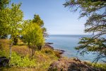 Gorgeous Lake Superior views greet your from the front of the condo.