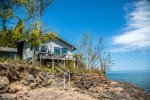 Water and Woods is a vacation rental home located so close to Lake Superior you can hear the waves without even opening the windows.