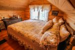 Enjoy the Lake Superior Views while you relax in this nice and cozy bedroom.