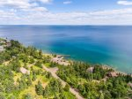 Enjoy being close walking distance to Lake Superior.