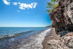 This gorgeous cobblestone beach is the perfect place to skip rocks or have a summer bonfire.