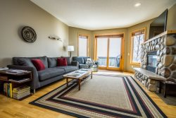 Windsong 610 is a vacation rental townhome just steps from the Lake Superior shoreline.