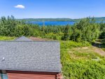 Just a short walk from Gunflint Lake.