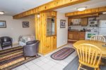 Mariner House Hideaway is a cozy studio apartment located in Grand Marais, MN.