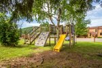 The kids will love the outdoor play areas at the resort.