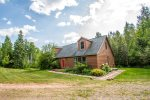 Big House in the Big Woods is a spacious private home on a large lot near Grand Marais, MN.