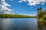 Birch Lake is an escape from the ordinary on the Gunflint Trail.