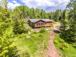 Caledonia Cottage and Tiny Home is an inland wilderness retreat in Grand Marais, MN.