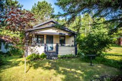 Voyageur House is a cozy historic cottage located in the heart of Grand Marais, MN.