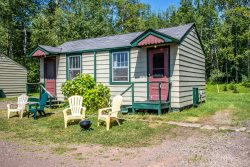 North Shore Cottages Cabin 4 - Duluth cabin rentals mn