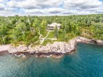 Luxury meets location in this spacious home on Lake Superior`s North Shore.