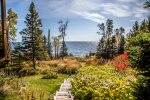 Take a stroll down to the Lake Superior Shoreline.