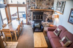 Caribou Highlands 511 is a Lutsen Mountains ski-in/ski-out townhome at Caribou Highlands Resort.