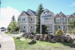 Cobblestone Cove Villas is a 10-unit luxury vacation rental located on the Grand Marais Harbor.
