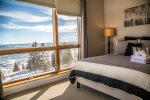 Wake up to Lake Superior views in the master bedroom.