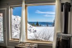 You will love the Lake Superior views from the lower level living room.