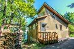 Nordkapp a cabin rental on Lake Superior near Lutsen Mountains