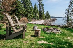 Drom Hytte is a darling Norwegian inspired cabin and long time favorite of North Shore vacationers. Located on the Cascade Beach Road in Lutsen with private, wooded setting and beautiful Lake Superior shoreline, just a short walk to the Cascade River.